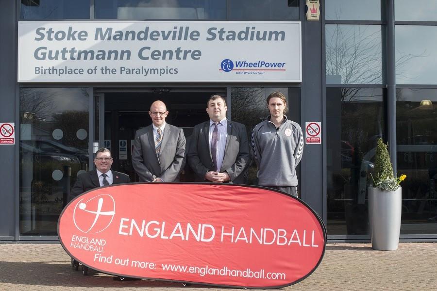 Stoke Mandeville Stadium chosen as site for England Handball National Training Centre