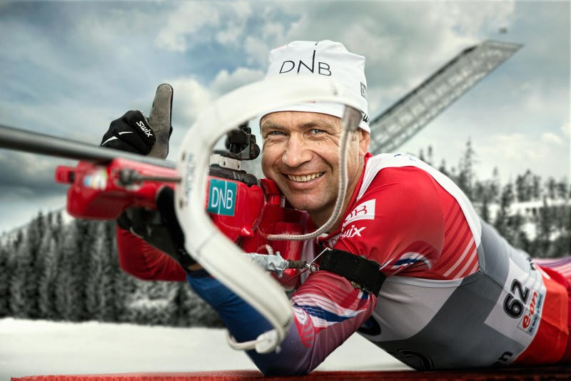 Multiple Olympic champion Bjørndalen set for swansong on home snow at IBU World Championships in Oslo