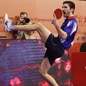 France advance to main draw of ITTF World Team Championships as group winners