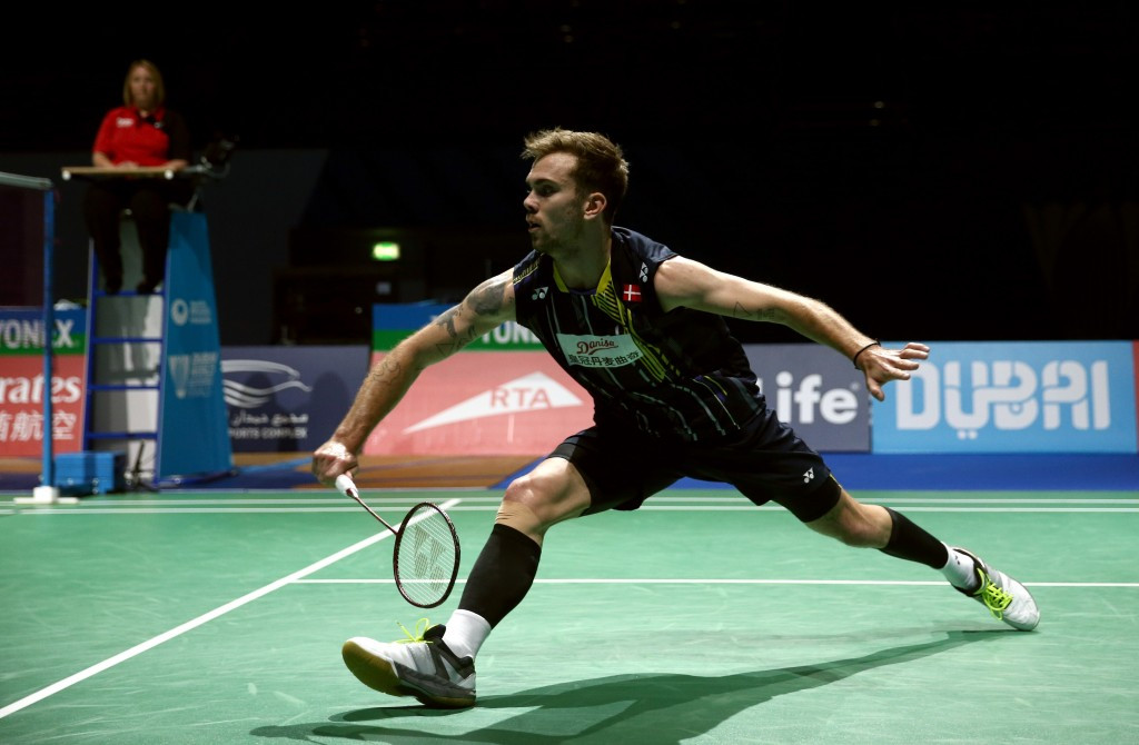 Top seed Jørgensen off to a flyer at BWF German Open