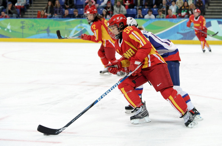 China are in hot pursuit of the Slovakians as their 7-3 win over Hungary sent them to second in the group