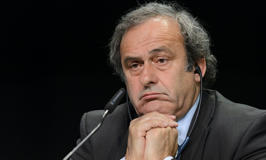 Michael Platini appeals football ban over FIFA scandal at world sports tribunal