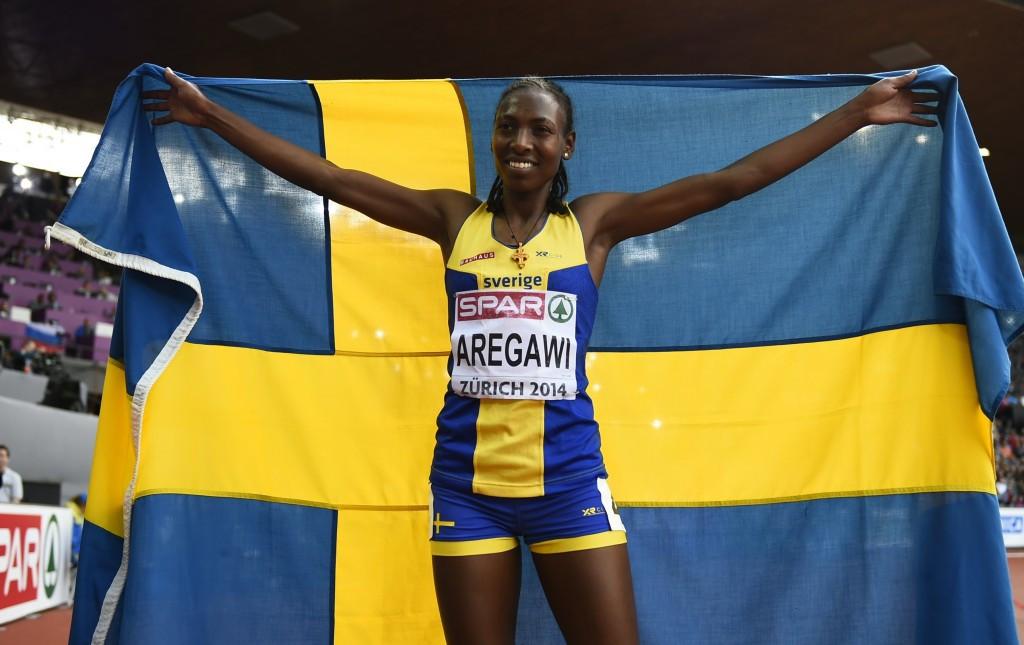 Ethiopian-born Swede Abeba Aregawi has also failed for Meldonium ©Getty Images