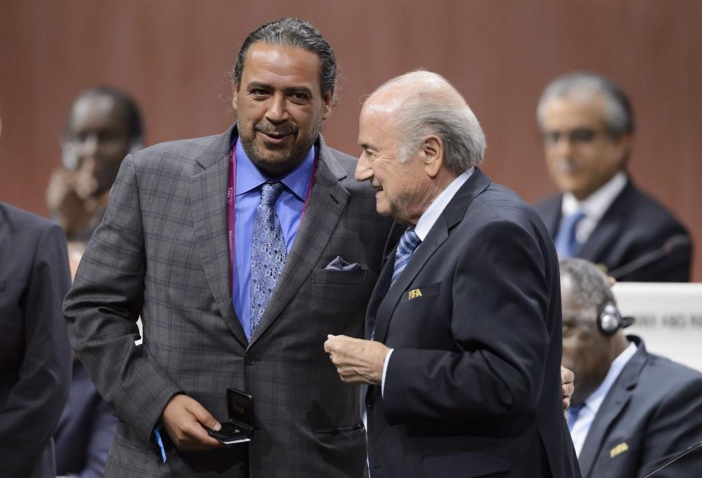The failure to help secure the election of Shaikh Salman Bin Ebrahim Al-Khalifa as the new FIFA President is being interpreted as a blow for powerbroker Sheikh Ahmad Al-Fahad Al-Sabah ©Getty Images