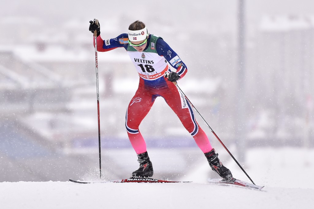 Falla extends overall sprint lead with sprint victory at FIS Cross-Country World Cup