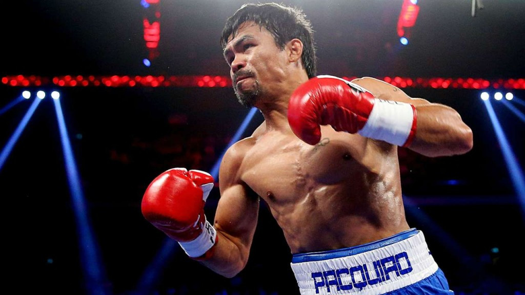 """Pacquiao claims it would be """"honour"""" to represent Philippines at Rio 2016"""