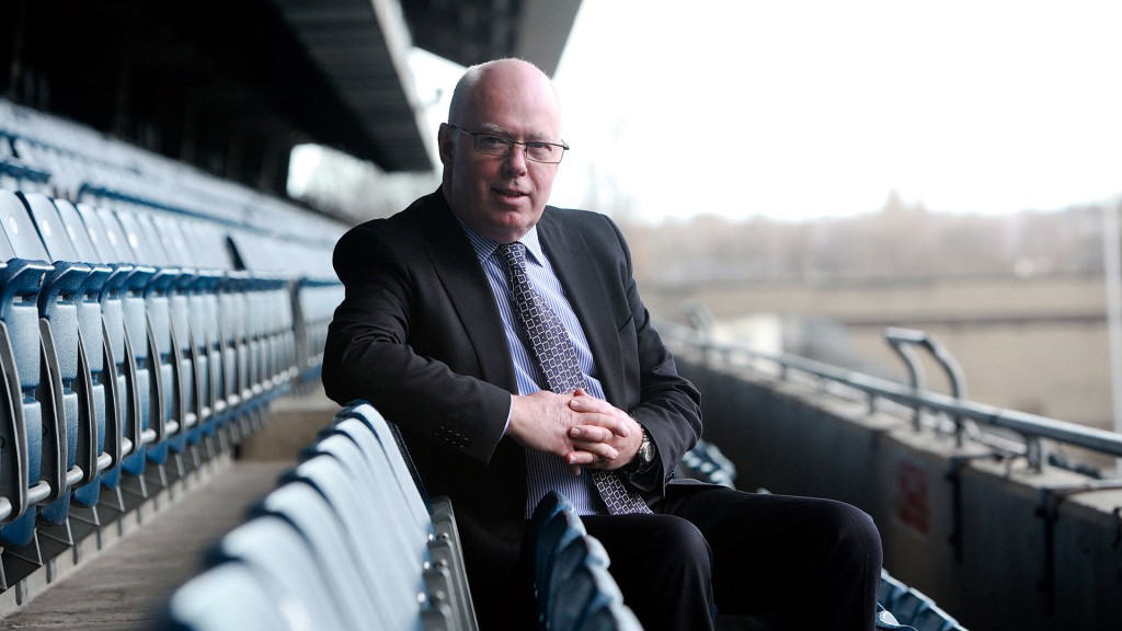 IFP President Patrick Nally sees the deal as a major way to capitalise upon the Chinese market ©Patrick Nally