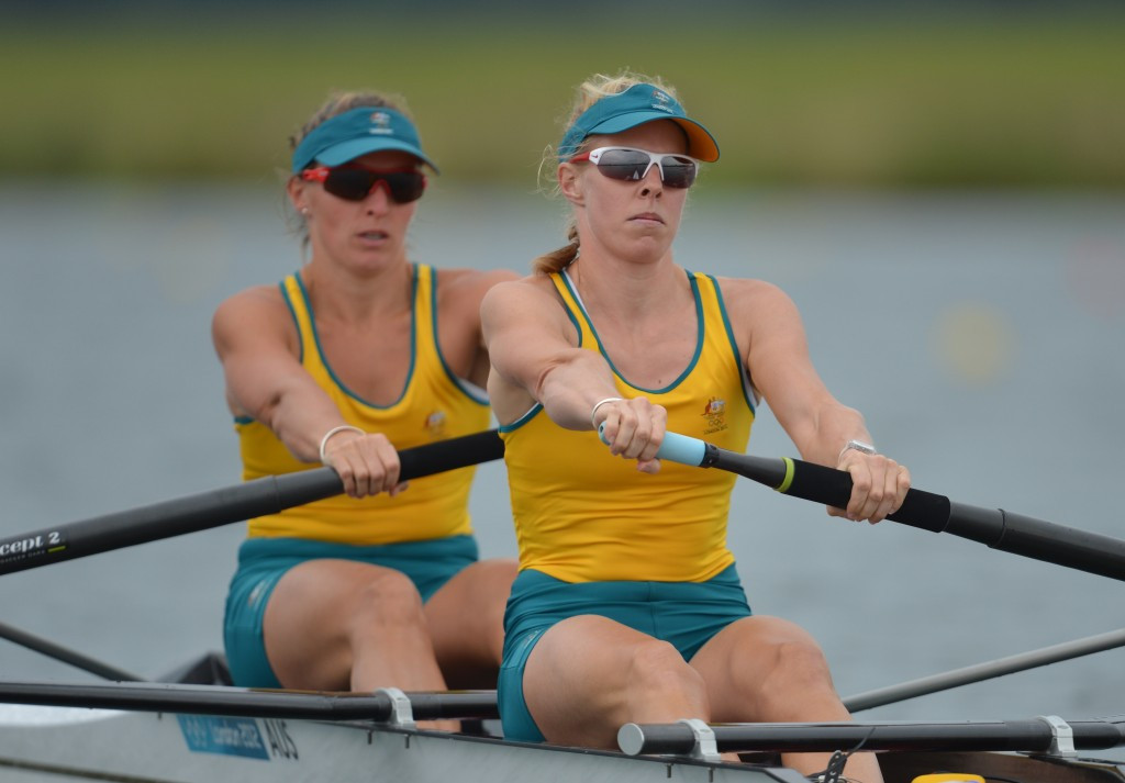 Olympic silver medal winning rower Sarah Tait of Australia has died aged 33 ©Getty Images