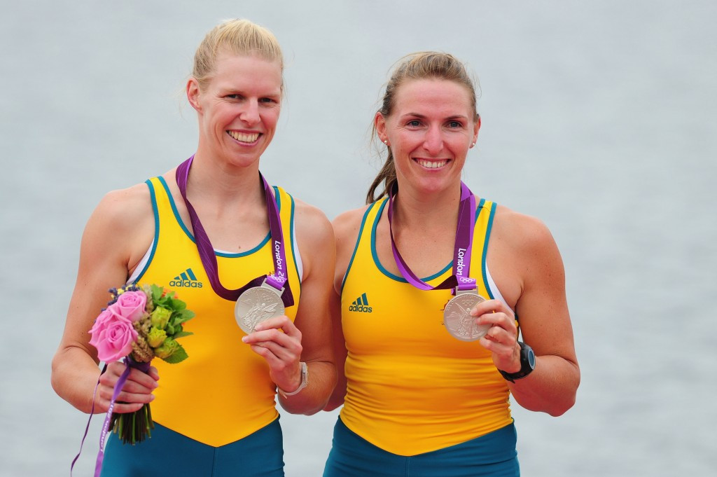 Sarah Tait won Olympic silver with Kate Hornsey in the women's coxless pair at London 2012