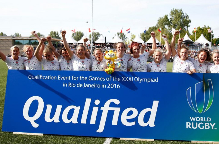 England secure Team GB quota for Rio 2016 as Canada claim Amsterdam Sevens title