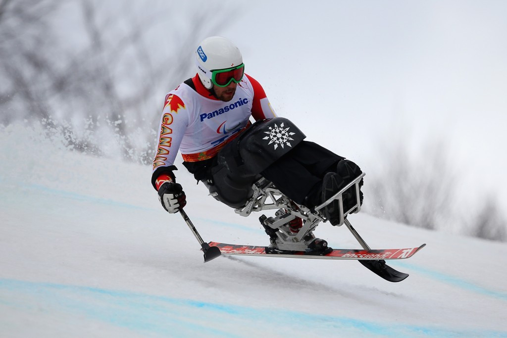 Overall downhill titles are decided at IPC Alpine Skiing World Cup finals in Aspen