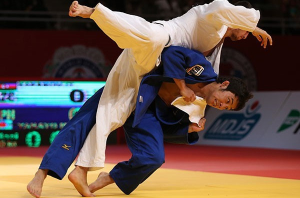 Mongolia, Japan and Russia at the double as World Judo Masters opens