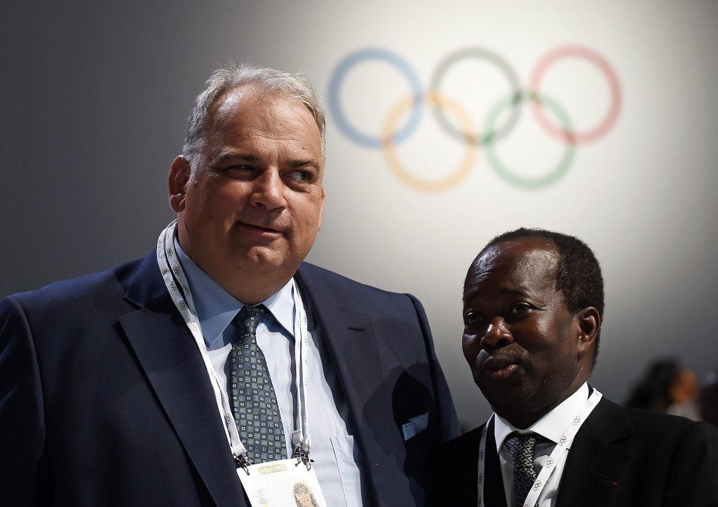 UWW President Nenad Lalovic said the move would make Olympic wrestling better for fans ©Getty Images