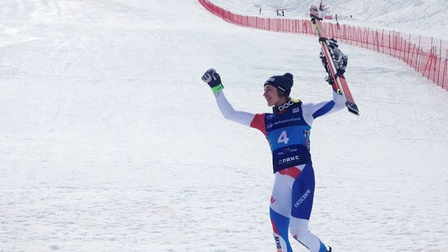 Odermatt adds to Swiss haul at FIS Alpine Junior World Championships with men's slalom victory