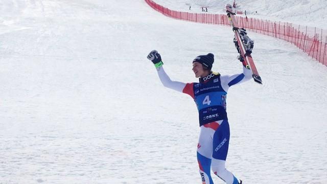 Odermatt adds to Swiss haul at FIS Alpine Junior World Championships with men's slalom victory