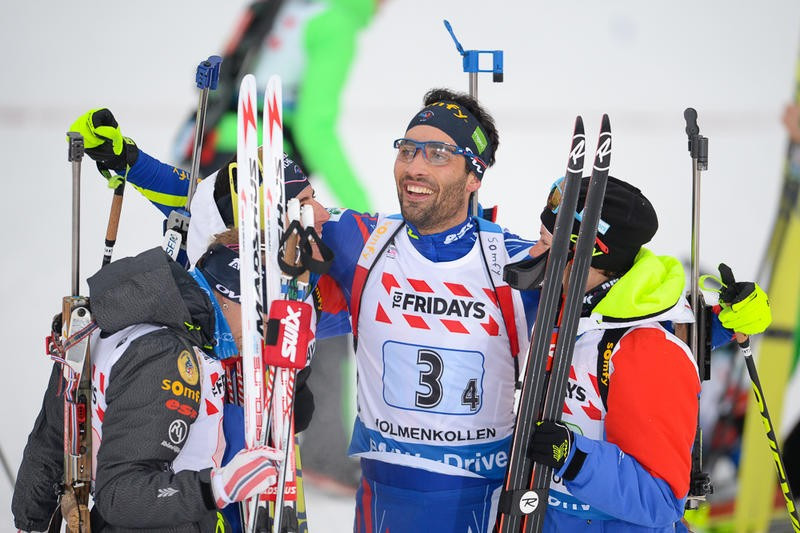 France claimed the opening gold medal of this year's World Championships by winning the mixed team relay event ©IBU