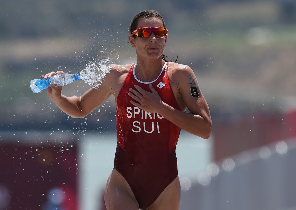 Switzerland's Olympic and European Games champion Nicola Spirig will be among the favourites for the women's title ©Getty Images