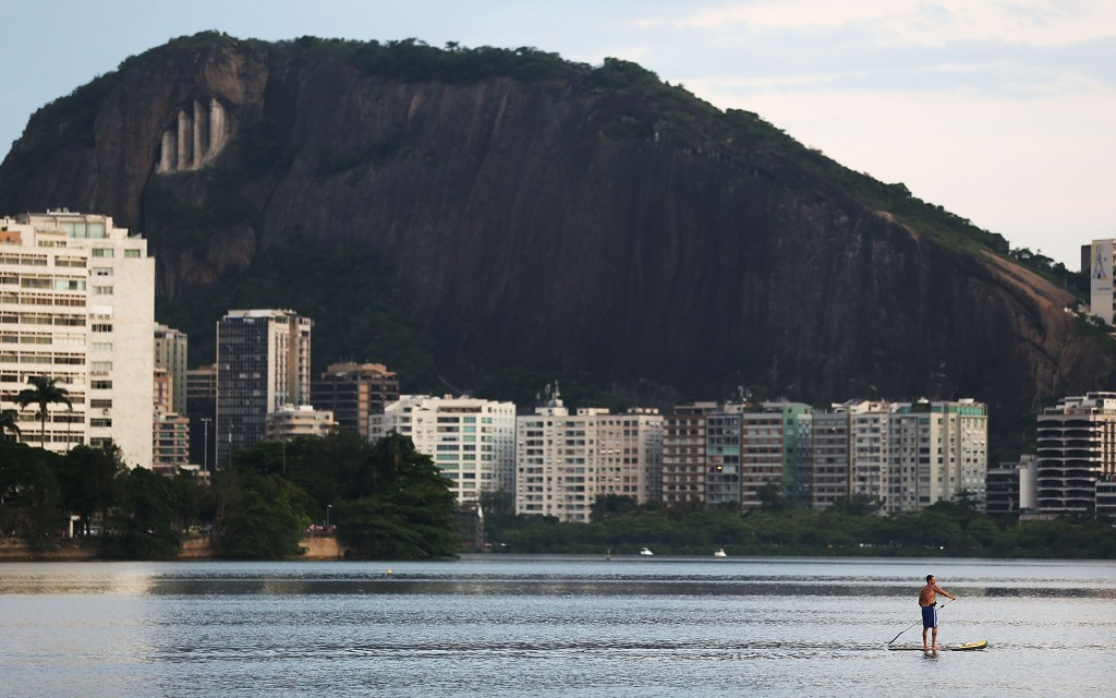 """FISA President Rolland insists Rio 2016 water """"safe"""" for rowers and warns against """"exaggeration"""""""