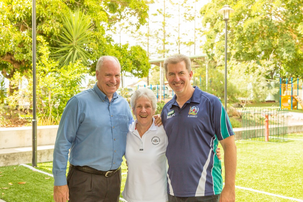 Commonwealth Games Federation President conducts visit to school as part of Gold Coast 2018 Schools Connect scheme