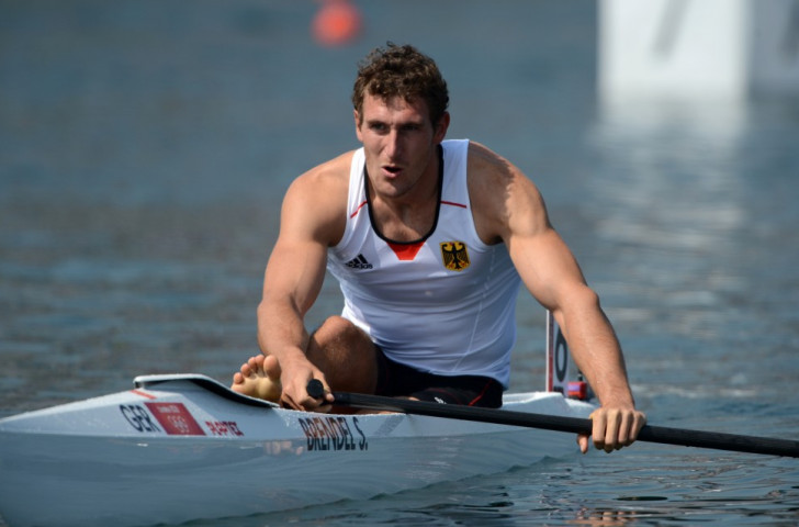 Germany's Sebastian Brendel produced another excellent display to take gold on home waters in Duisburg ©Getty Images