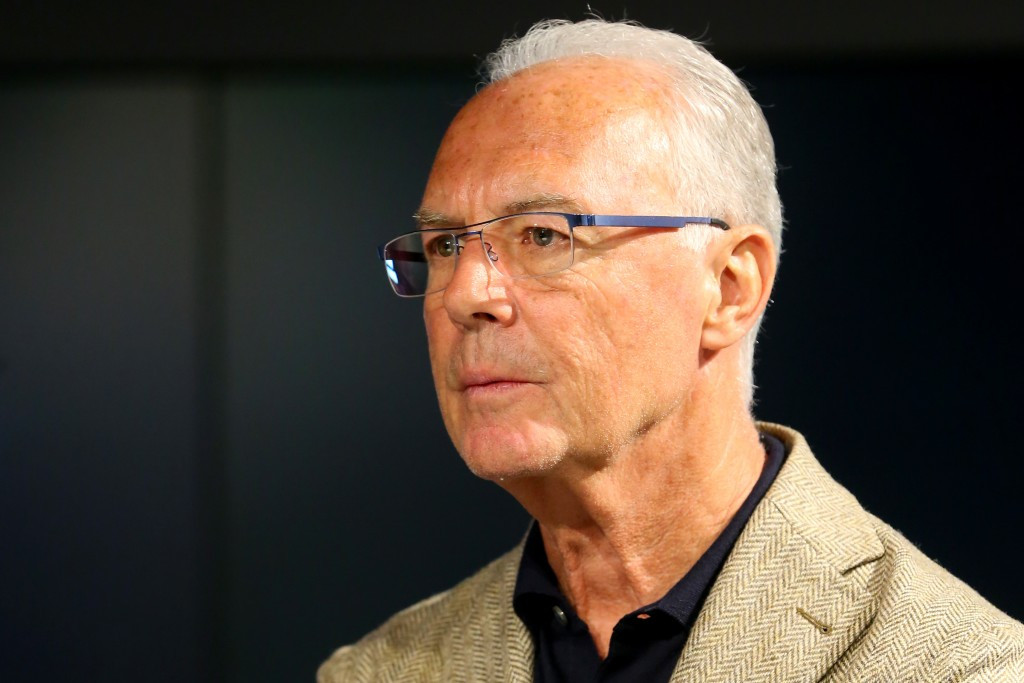 Germany 2006 Bid Committee head Franz Beckenbauer was at the centre of the allegations