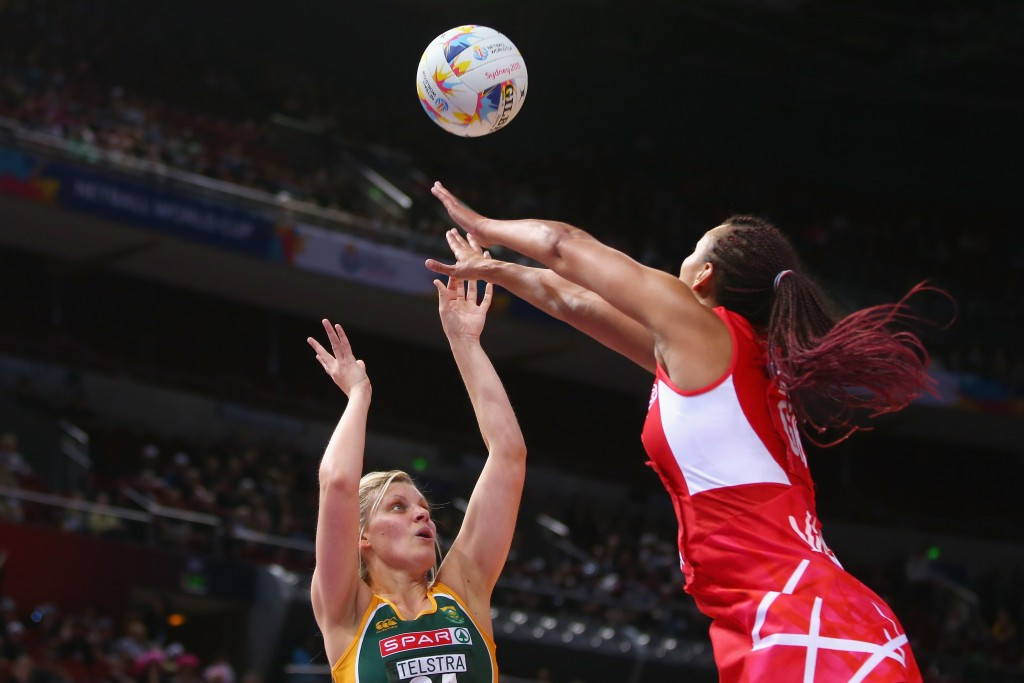 South Africa and England are the other two nation's who will compete in the inaugural edition of the International Netball Super Series
