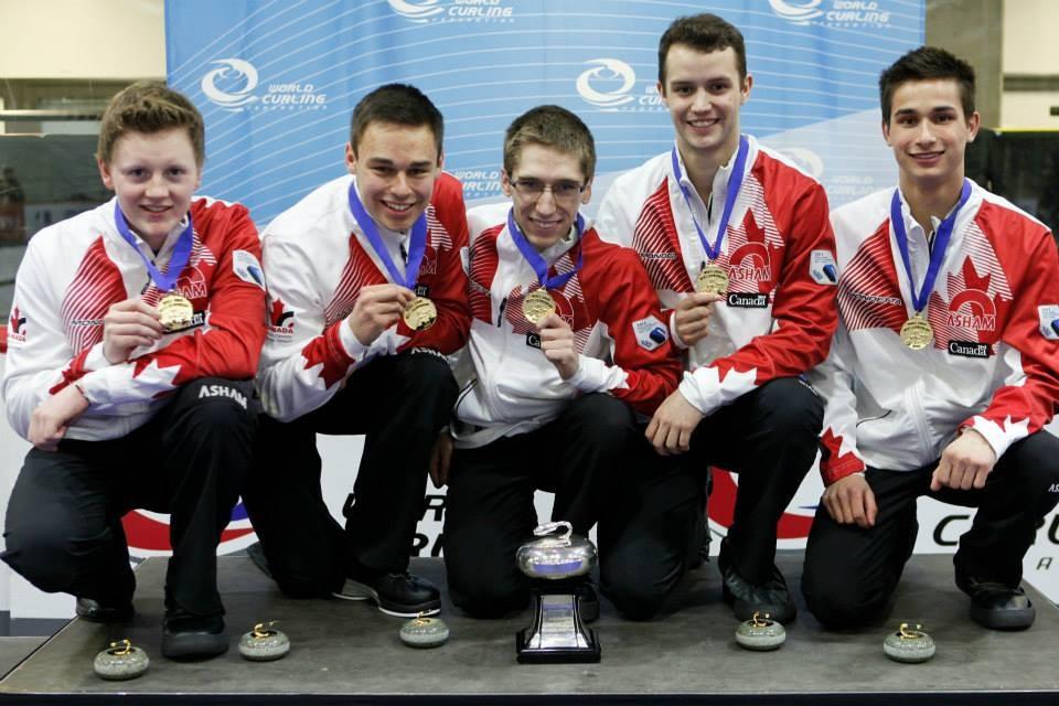 Canada beat Switzerland in last year's men's gold medal tie