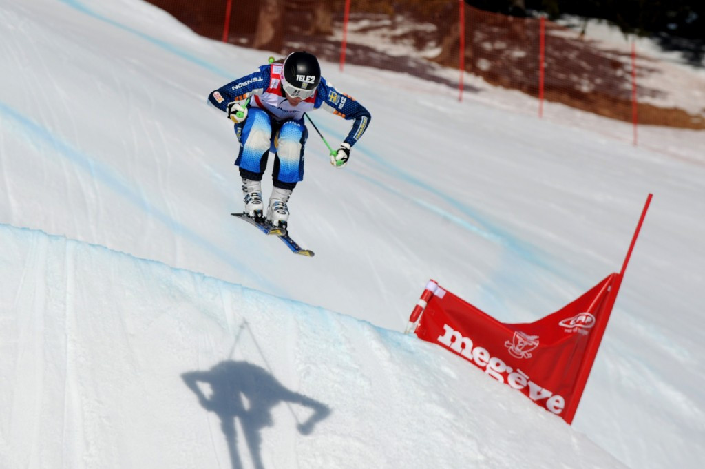 Overall champion Holmlund rounds off Ski Cross World Cup season with win