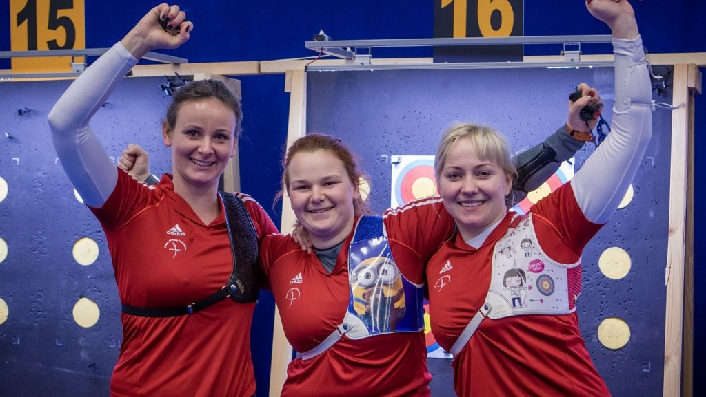 Poland shock Germany on way to reaching women's team final at World Indoor Archery Championships