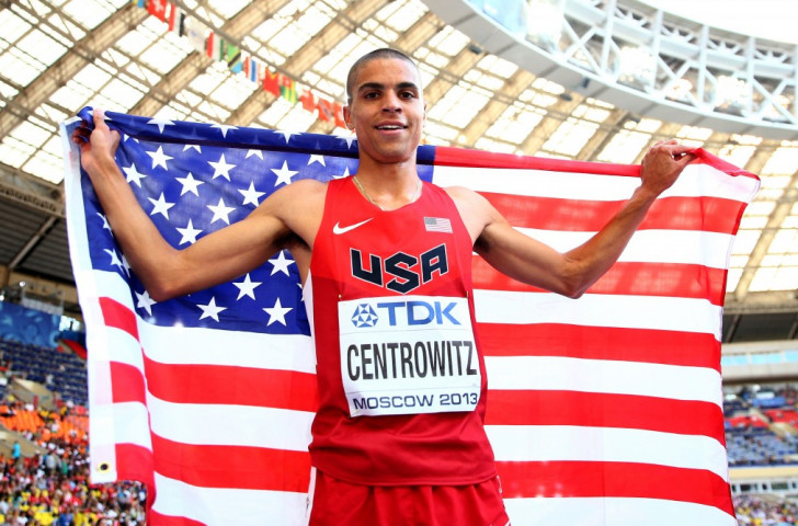 Matt Centrowitz, the world 1500m silver medallist, is among the American  athletes who has used the meetings at House of Track as part of his preparation for the IAAF World Indoor Championships ©Getty Images