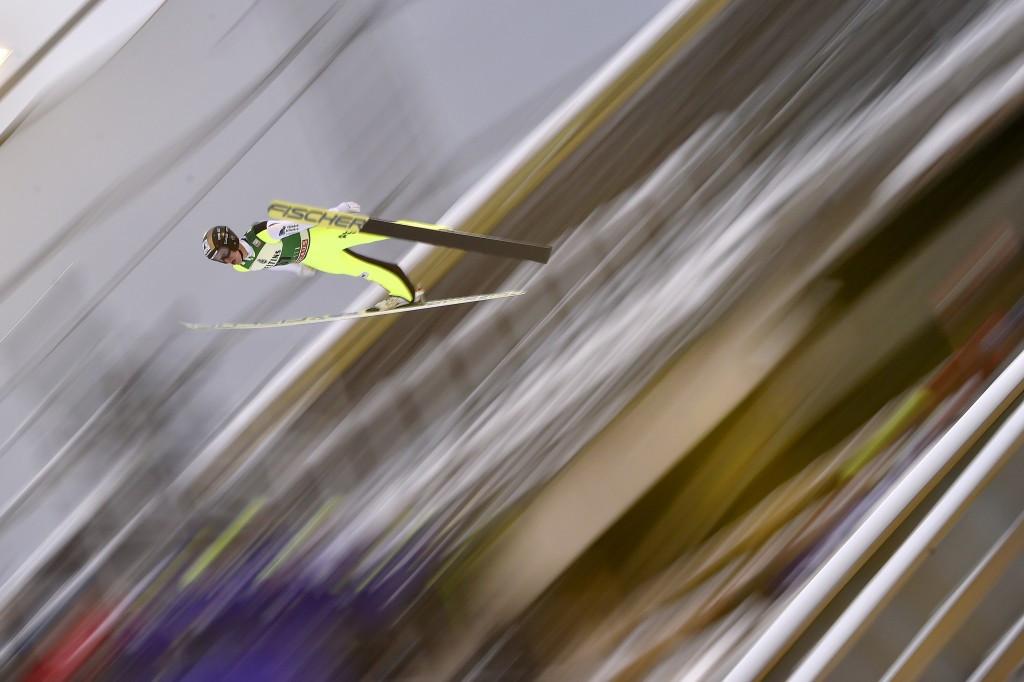 Roman Koudelka was the victor in Wisla ©Getty Images