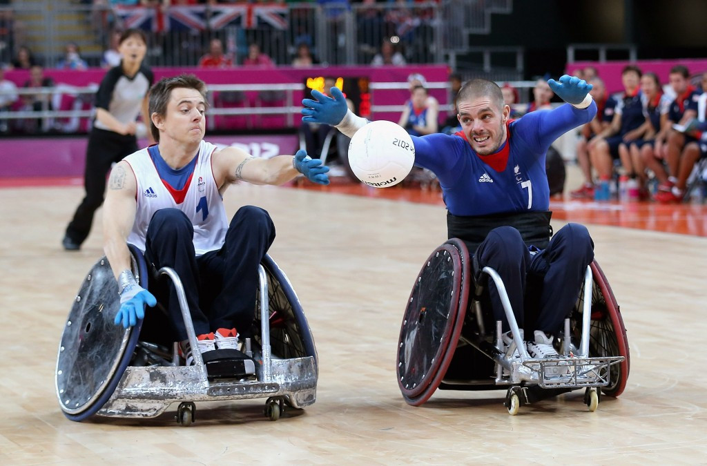 Hosts France to begin pursuit of Rio 2016 berth against Finland at wheelchair rugby qualifying tournament