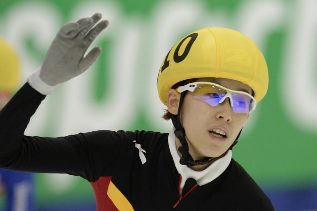 Fan leads Chinese podium sweep at ISU Shanghai Trophy