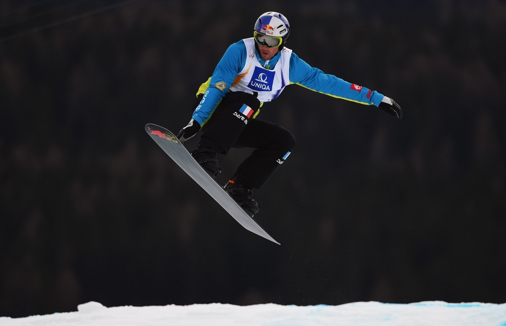 Brochu earns maiden Snowboard Cross World Cup win as Vaultier closes in on overall title