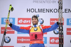 Fourcade seals seventh world title after sprint triumph at IBU World Championships