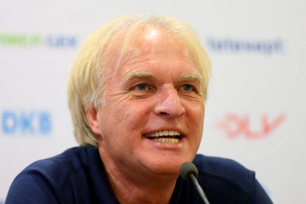 German Athletics Association President Clemens Prokop claimed Russia should be banned from competing at Rio 2016 because they have failed to meet conditions set following their supsension by the IAAF ©Getty Images