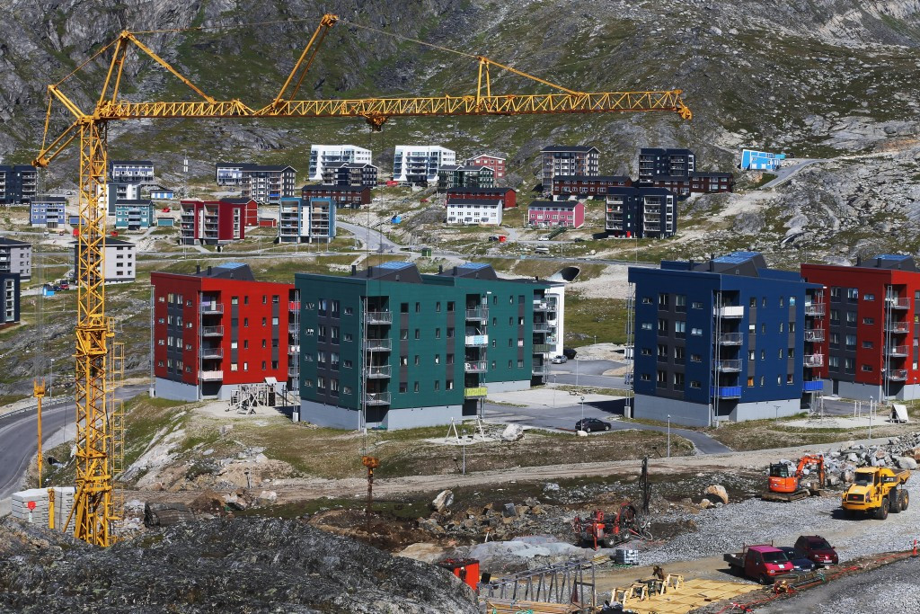 The remoteness of Nuuk has provided challenges