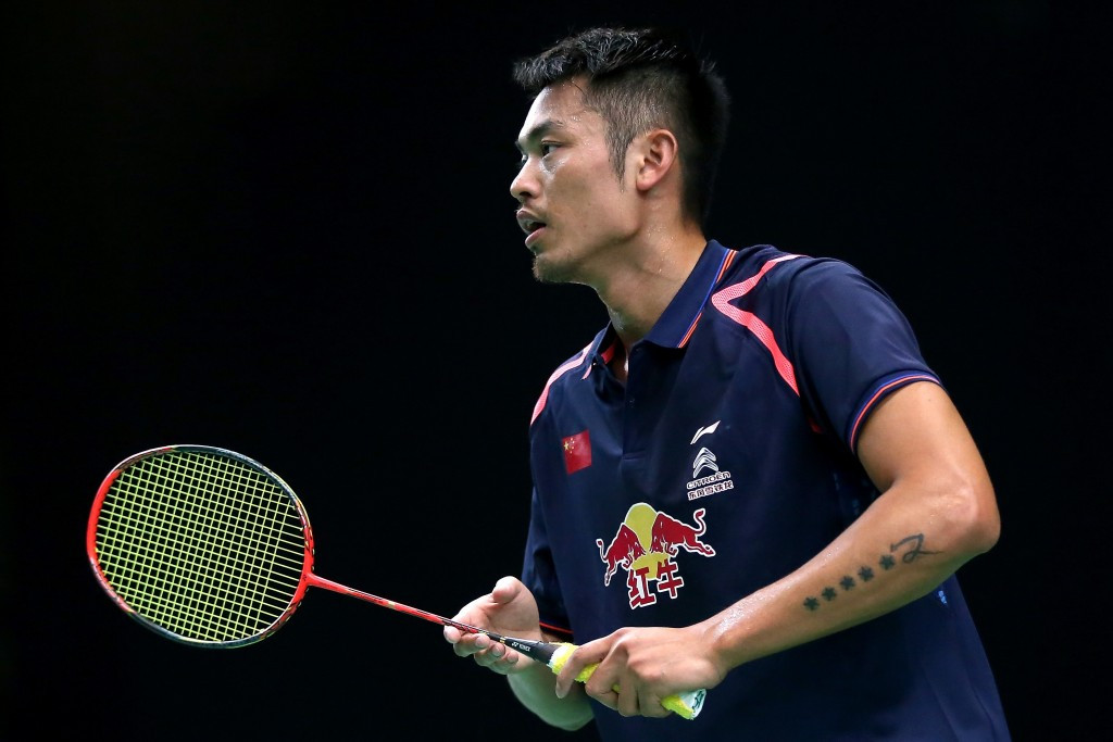 Lin shows character to triumph at BWF German Open as China dominate final day