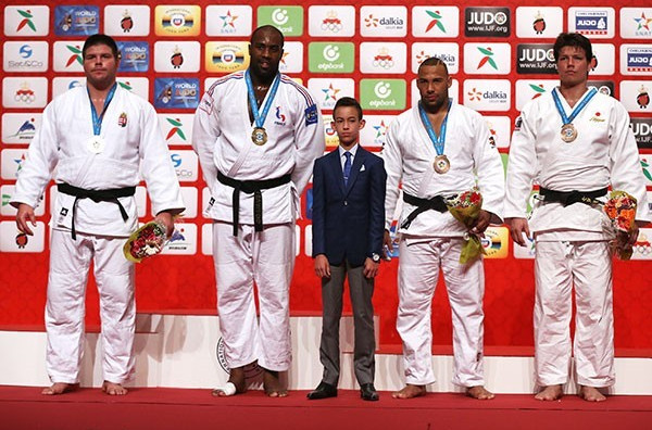 Riner wins yet again as favourites prevail at World Judo Masters
