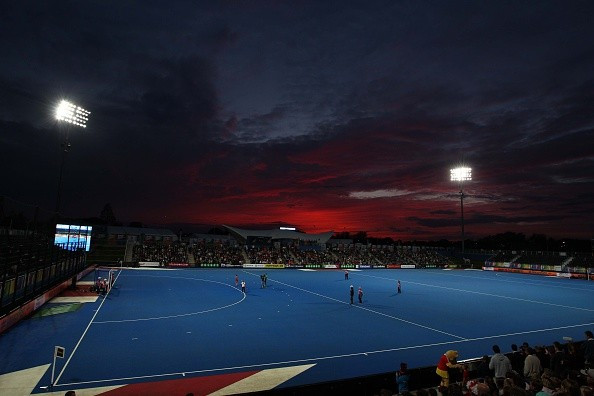 FIH Champions Trophy moved from Argentina to England