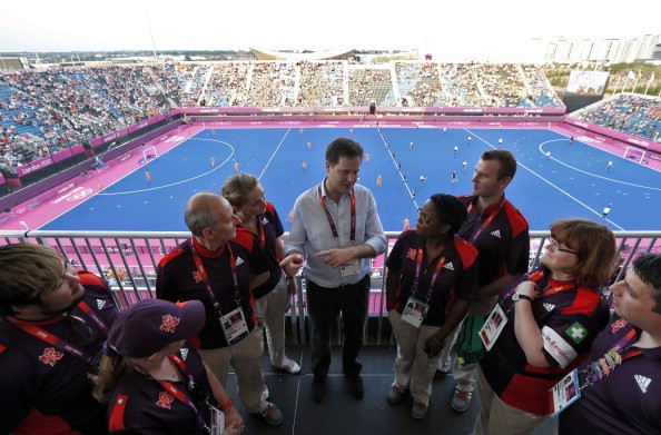 The event will be another major hockey tournament held in London, following the London 2012 Olympics