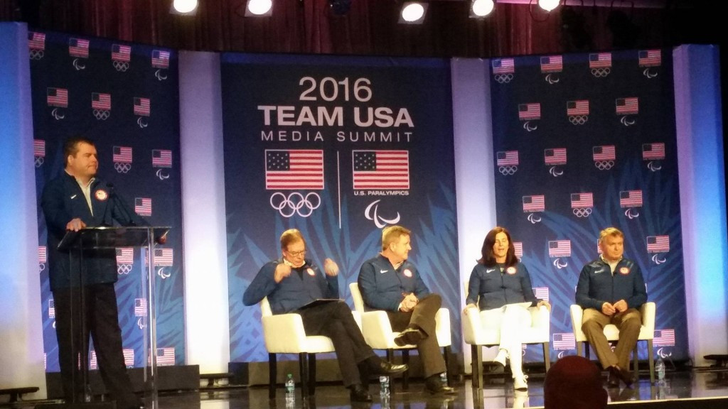"USOC chief executive claims to be unaware of ""single athlete"" planning to miss Rio 2016 due to Zika virus"