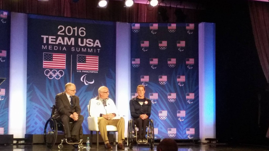 Rio 2016 a catalyst to grow Paralympic sport in United States, claims IPC President