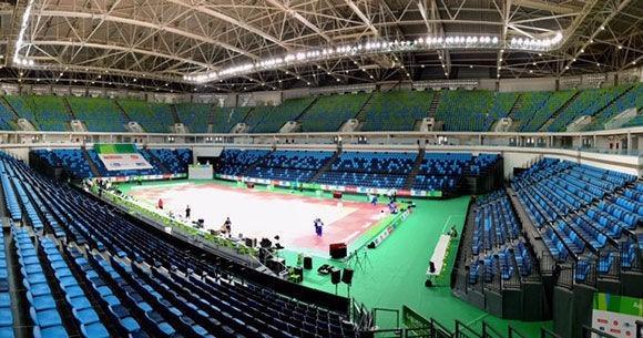 rio 2016 judo test event set to begin in carioca arena 1. Black Bedroom Furniture Sets. Home Design Ideas