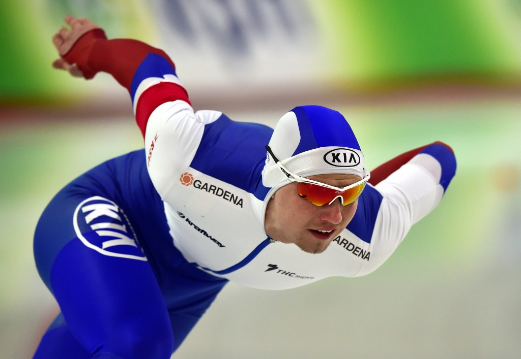Five-time world champion Pavel Kulizhnikov has previously served a two-year suspension