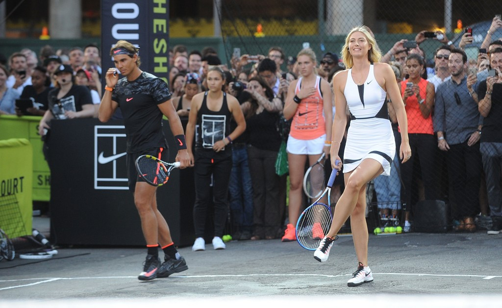 Nike suspends deal as Sharapova faces losing millions in endorsements