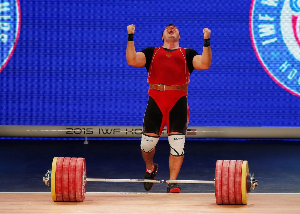 World champion Lovchev reportedly fails B-sample