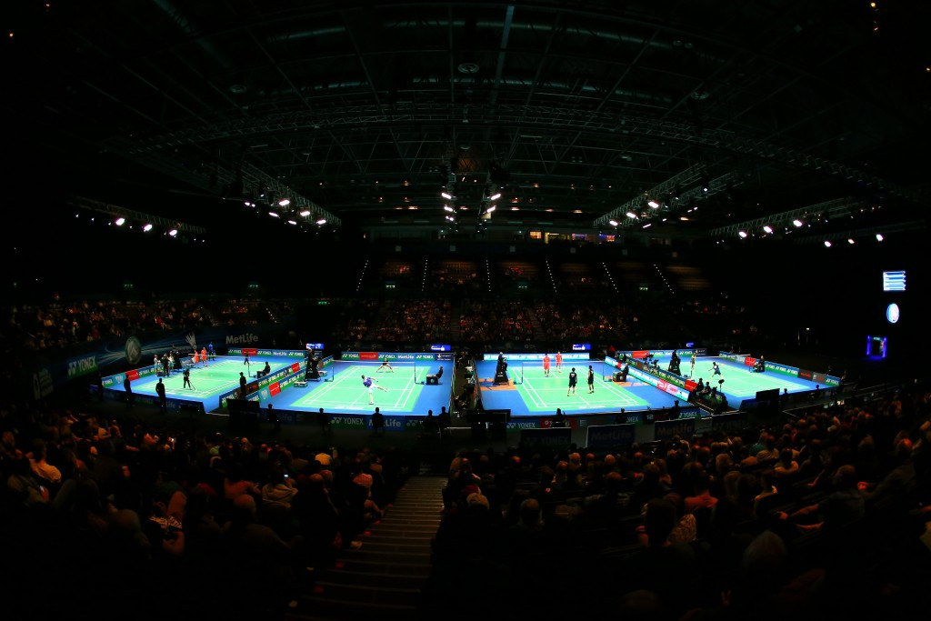English doubles pairings book places in All England Open ...
