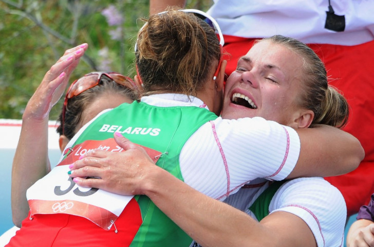 Belarus in fine form with three golds at ICF Canoe Sprint World Cup