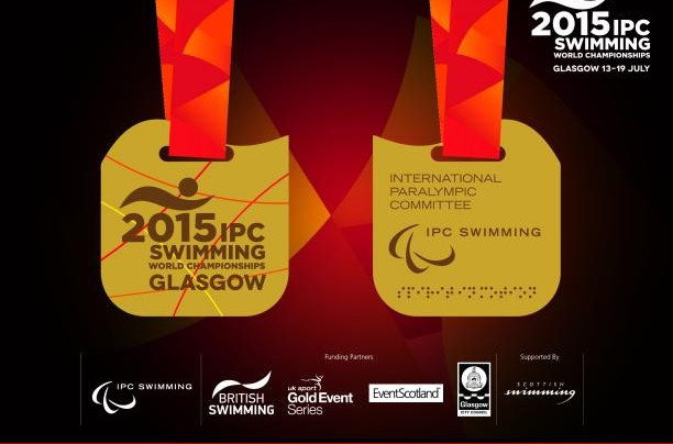 Medals unveiled for IPC Swimming World Championships in Glasgow